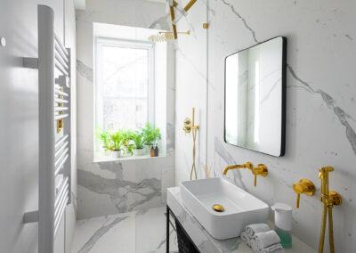 umgestaltetes Badezimmer 1