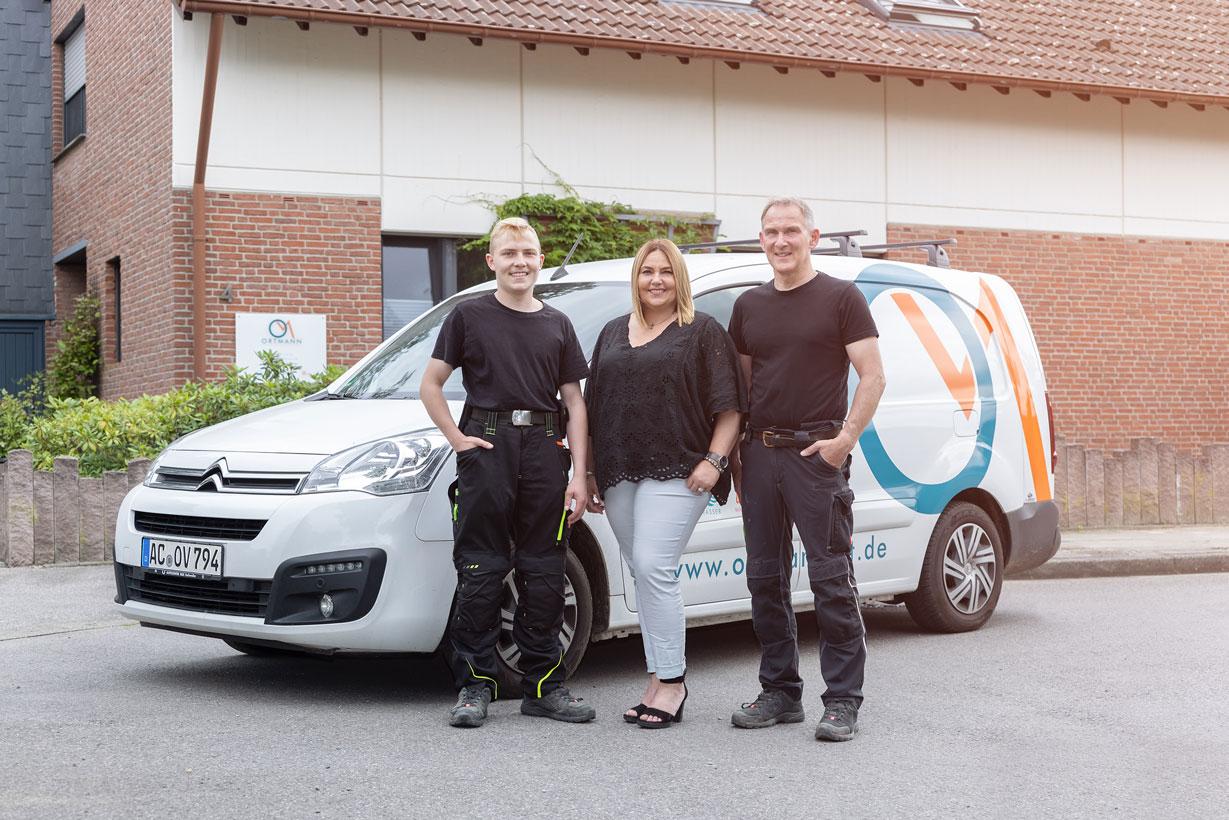 Team Ortmann versorgunstechnik